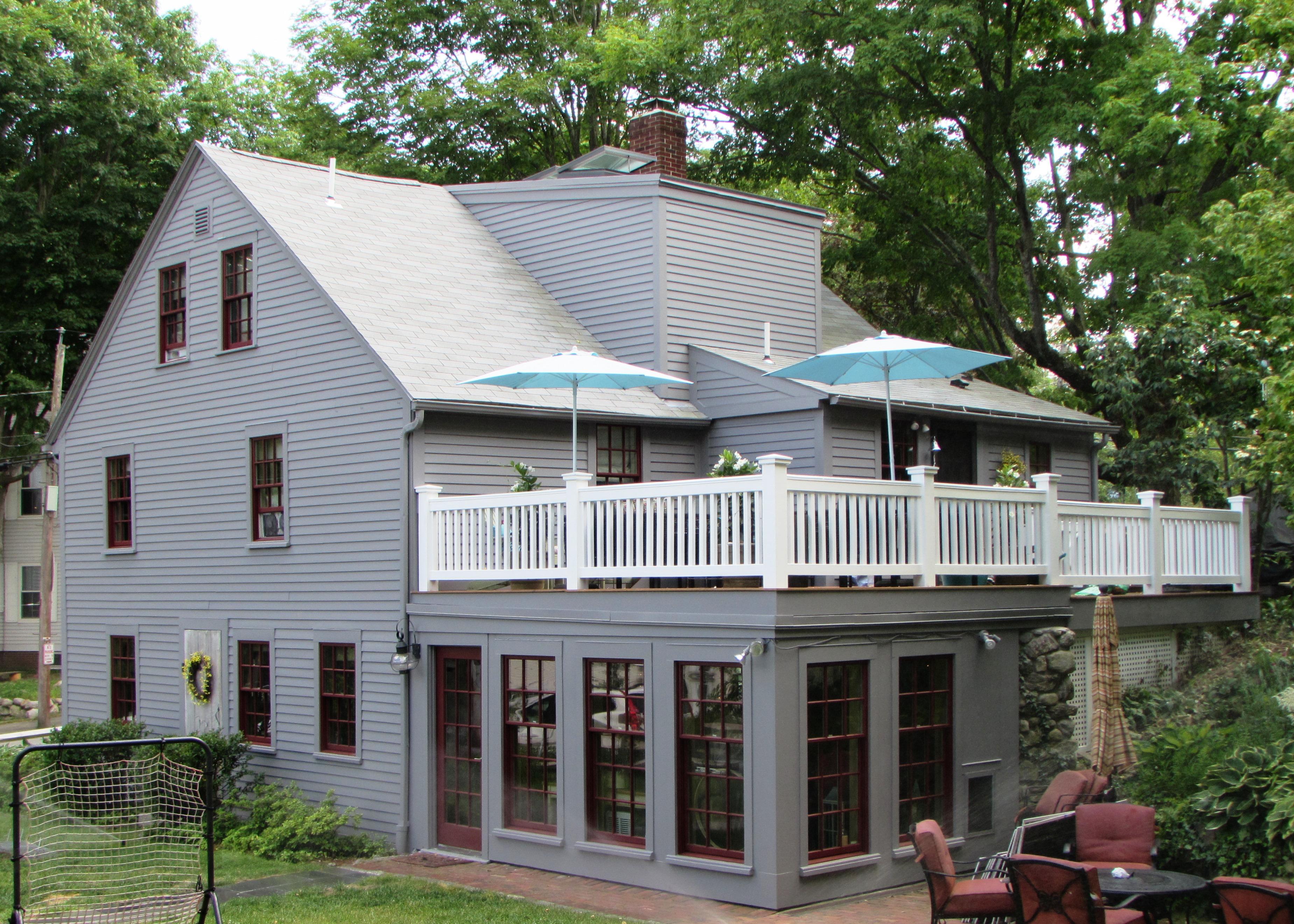 Exterior repairs quality exterior repairs in massachusetts call joe for 30 for Exterior house repair